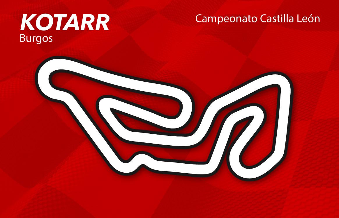 Circuito Kotarr : Carrera circuito de kotarr burgos ravmotocup