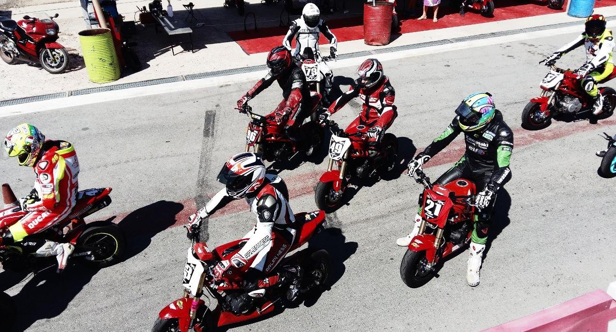Circuito Fk1 : Otro fin de semana fantástico en la vuelta al fk1 ravmotocup